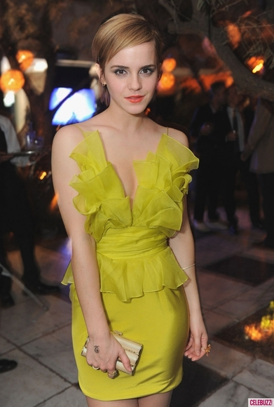 emma watson mtv movie awards after party dress. emma watson mtv movie awards